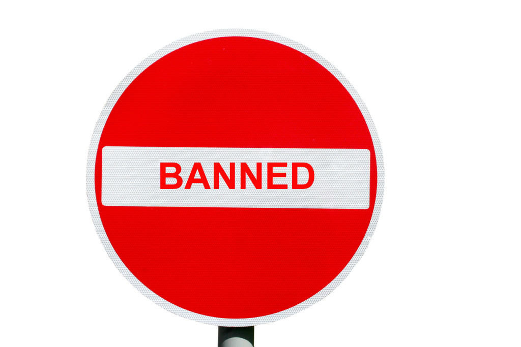 -Banned-Sign-